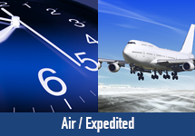 air-expedited